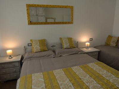 Photo for Lovely apartment very close to the sea and the center