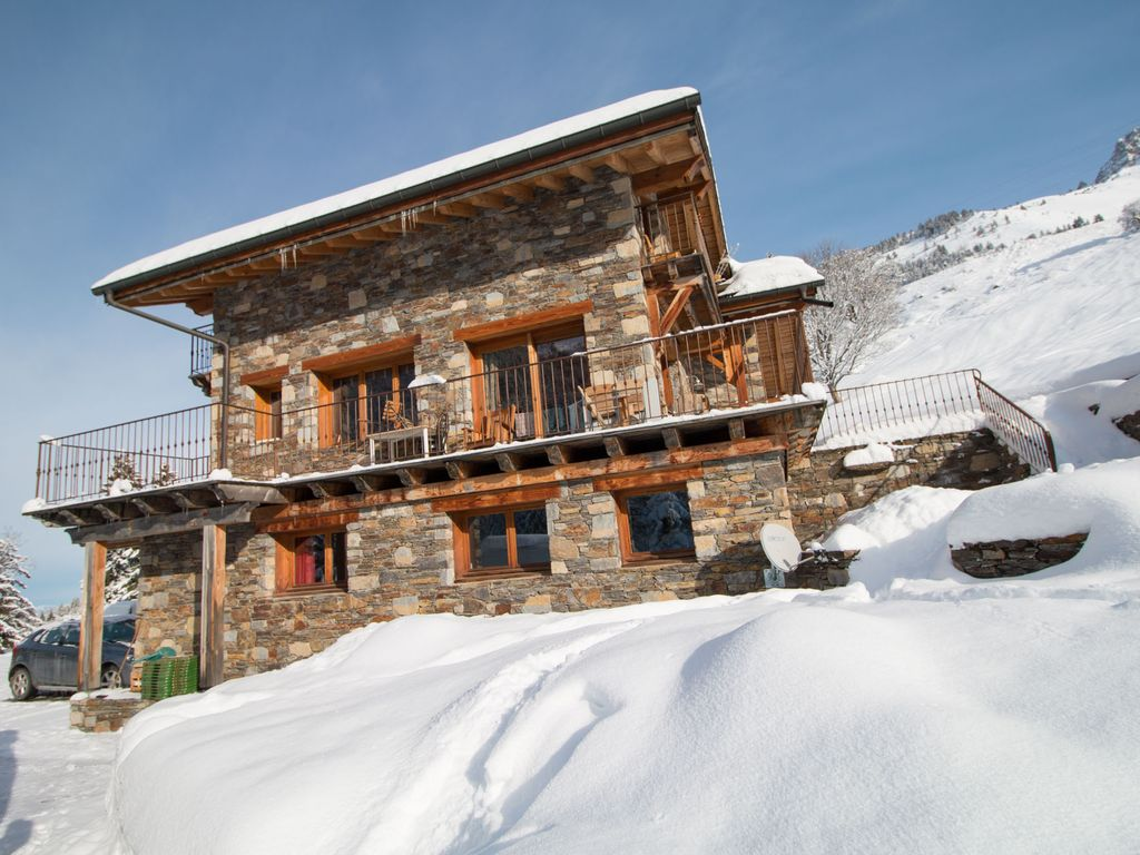 location chalet ski in out