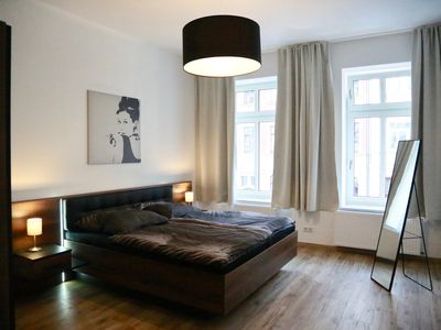 Photo for Apartment / app. for 6 guests with 82m² in Leipzig (95060)