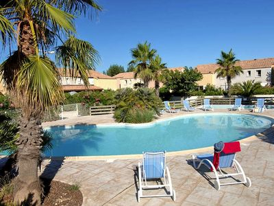 Photo for Apartment Résidence Le Grand Bleu  in Valras - Plage/Vendres - Plage, Languedoc - Roussillon - 5 persons, 2 bedrooms