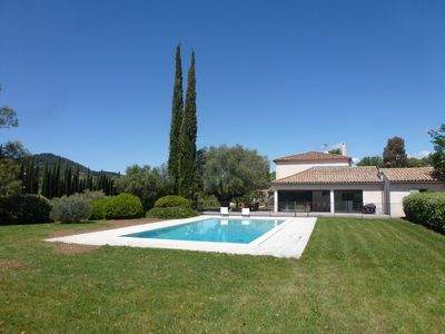 Photo for LUXURY 4 STAR CLASS HOUSE WITH SECURE SWIMMING POOL IN THE COUNTRYSIDE