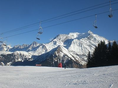 Photo for Studio at the foot of the slopes