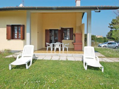 Photo for Vacation home Ferienhaus 'Albarella' (ALR211) in Albarella - 6 persons, 2 bedrooms