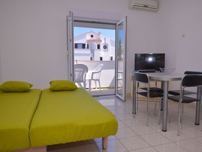 Photo for Apartment Boris  A4(2+2)  - Novalja, Island Pag, Croatia