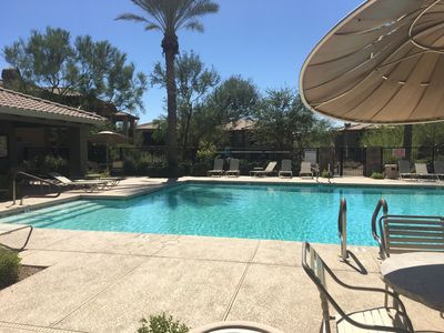 Photo for Luxurious and peaceful Scottsdale/Desert Ridge condo - Close to everything!