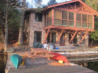 Star Lake Ny >> The Stone House A Quiet Sweet Lakefront Respite Star Lake