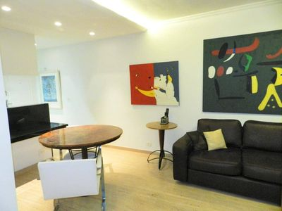 Photo for Vila Olimpia Modern Apt for up to 5 guests