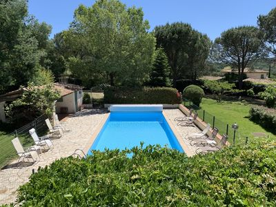 Photo for Beautiful 8 bedroom holiday home in Plan-de-la-Tour