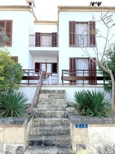 Photo for Suitable. Duplex attached to 60 m. of beach in Puerto de Alcudia ideal for families