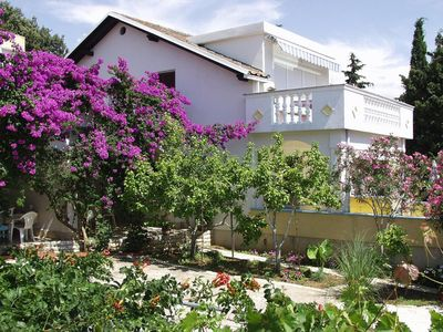 Photo for Apartments im Haus Fabio, Mandre  in Pag - 4 persons, 2 bedrooms