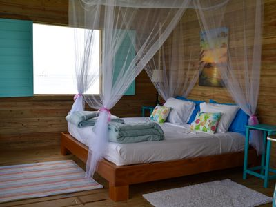 Photo for Live & Sleep over the Sea!! ** Glamping in Paradise**