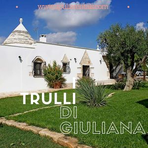 Photo for Luxurious roundhouse (Trullo) with pool - Trulli di Giuliana