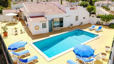 Photo for UP TO 10% OFF! Single storey Villa, private pool, close to beach, AC, free WiFi