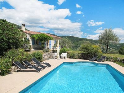 Photo for Vacation home in Seillans, Côte d'Azur hinterland - 8 persons, 4 bedrooms