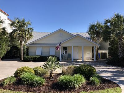 Photo for 4BR Cottage w/Pool; Heart of IOP-NEWLY RENOVATED...GREAT RATES!