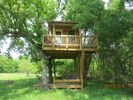 1BR Cabin Vacation Rental in Streatman, Texas