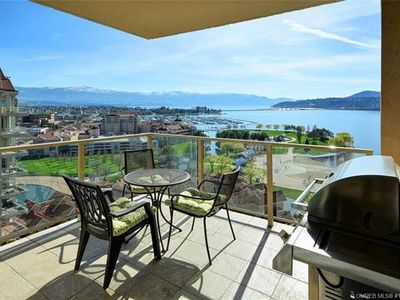 Photo for #1502 Downtown Kelowna Sunset Resort Luxury 15th Floor Two Bed Lakeview Condo