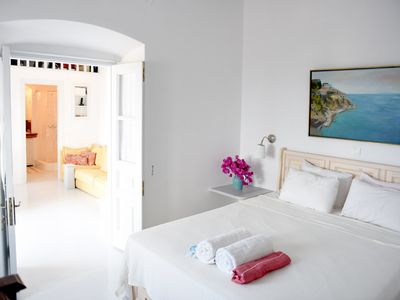 Photo for Nicaela's-Classic Hydra Cottage by the Sea.July 17-26 Now Available!