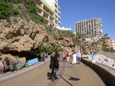 Photo for Modern apartment with sea views in Torremolinos, just 2km. of the beach.
