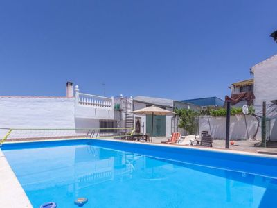 Photo for Vacation home Rural Cacin in Granada/Cacín - 4 persons, 2 bedrooms