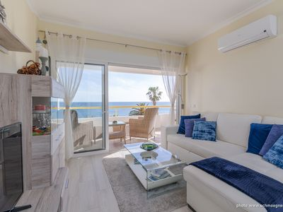 Photo for Exceptional apartment seafront