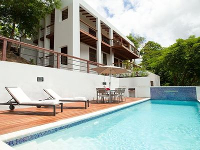 Photo for Private Villa Marigot Bay St Lucia ! Special: June 1 -August 31 2019