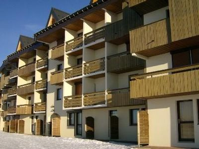 Photo for Apartment 4/6 people on the slopes of Samoens-1600 + parking space