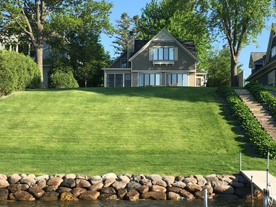 Photo for Lake Minnetonka Home Ready For Super Bowl Week