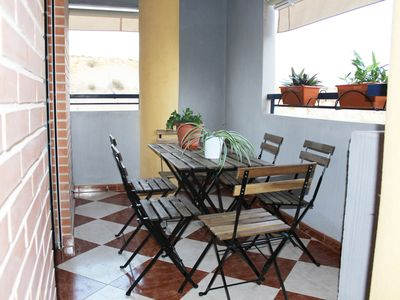 Photo for Excellent apartment all exterior of 3 rooms