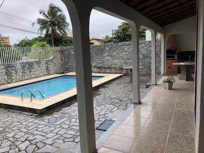 Photo for House 4 bedrooms (including 3 suites) with pool - Peracanga - Blue Cove