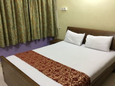 Photo for Two bed room entire place for small family