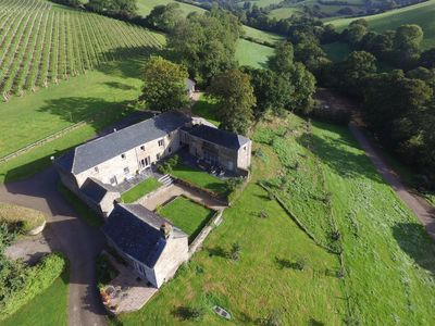 Photo for Quality Stone Barns With Heated Swimming Pool Located in 64 Acres Of Farm Land