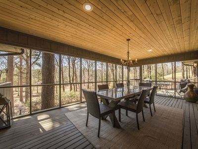 Photo for Eden Isle Vacation Home - Greers Ferry Lake