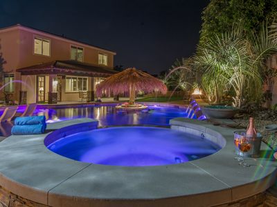 Photo for Aquarius of the Desert is your vacation jewel with AMAZING backyard amenities