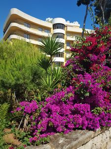 Photo for Moraira Centre Refubished Apartment with Pool & Aircon near Beach, Marina & Bars