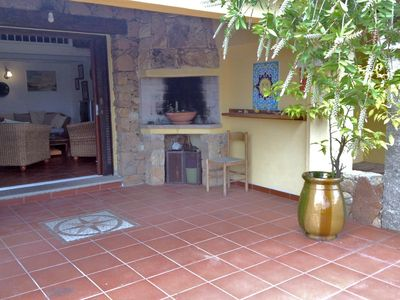 Photo for Isuledda N. 61 apartment in San Teodoro with private terrace.
