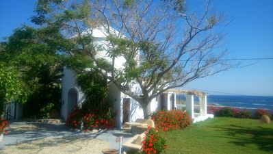 Photo for Windmill, the ground floor apartment, Northern Sporades