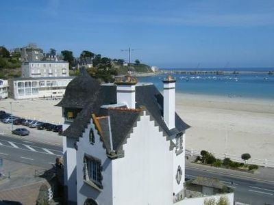 Photo for Superb sea view for this nice T3 apartment at the foot of the beach