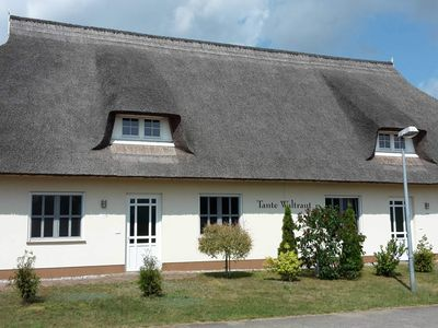 "Photo for Holiday house on 85 m² ground floor with terrace - cottage ""Aunt Waltraut"""
