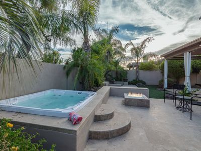 Photo for RESORT HOME IN PRIME LOCATION+HOT TUB+FIRE PIT+HEATED POOL+POOL TABLE & MORE