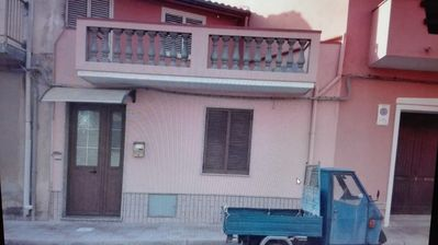 Photo for Holiday house in Sardinia in historic old town of Sant Antioco