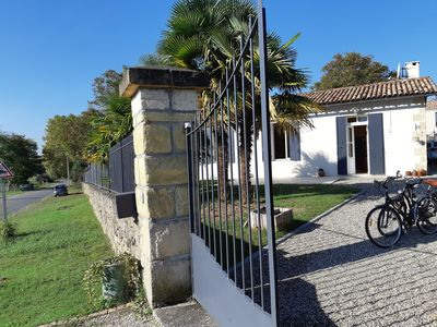 Photo for 1BR House Vacation Rental in Saint-Macaire, Nouvelle-Aquitaine