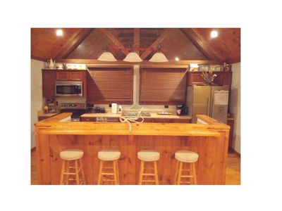 Photo for Open, Sun-filled Home Near Tryon Equestrian Center And Lake Lure