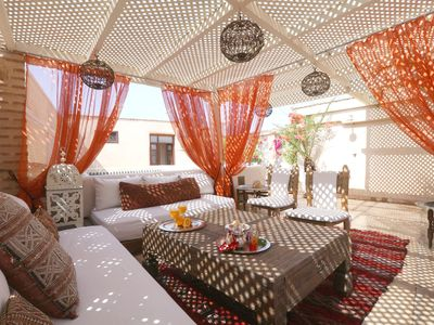 Photo for RIAD JAUNE SAFRAN: a not ordinary stay! Live an immersive experience