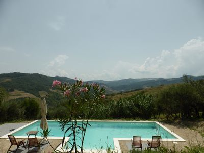 Photo for Boutique, Two Bedroom Villa – Unspoilt Italy.  Four to Six Guests