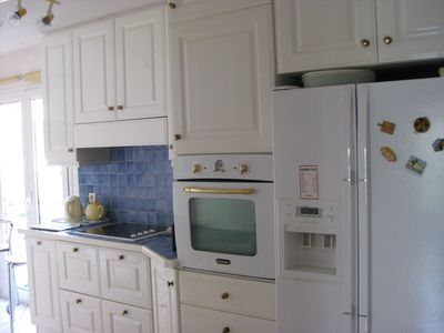 Photo for Saint Raphael bright apartment near the beaches and the city center