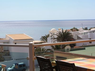 Photo for * TENNIS COURT * 3-room apartment for up to 5 people.* wind protected BALCONY *