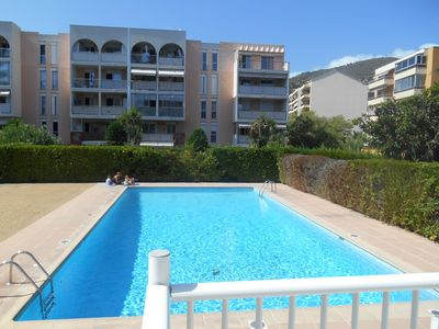 "Photo for Apartment ""Les Prés Fleuris"" with swimming pool, close to Cannes and beaches"