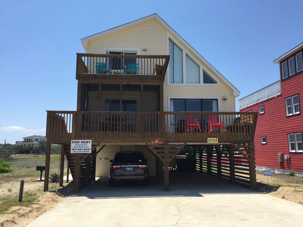 beach houses cottages sundance rentals house banks vacation rental outer