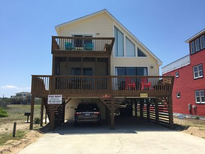 Photo for Outer Banks Oceanside Cottage 'Sonrise' in Kitty Hawk